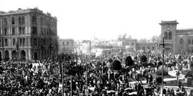 كتاب ثورة 1919 – القوي الاجتماعية ودورها للدكتور رفعت السعيد