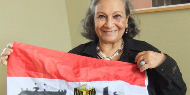 ينعى حزب التجمع إلى الشعب المصرى وإلى جماهير الفلاحين المناضله شاهنده مقلد