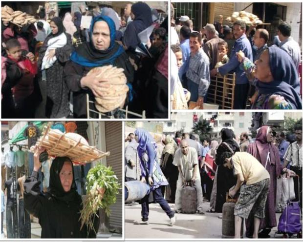 قرارات البنك المركزي والحكومة   لا تساند الانتاج وتضر بمصالح الفئات الشعبية والطبقة الوسطى فى مصر