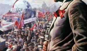 التجمع  فاعليات الاحتفال بمئوية ثورة أكتوبر الاشتراكية ( 1917 – 2017)
